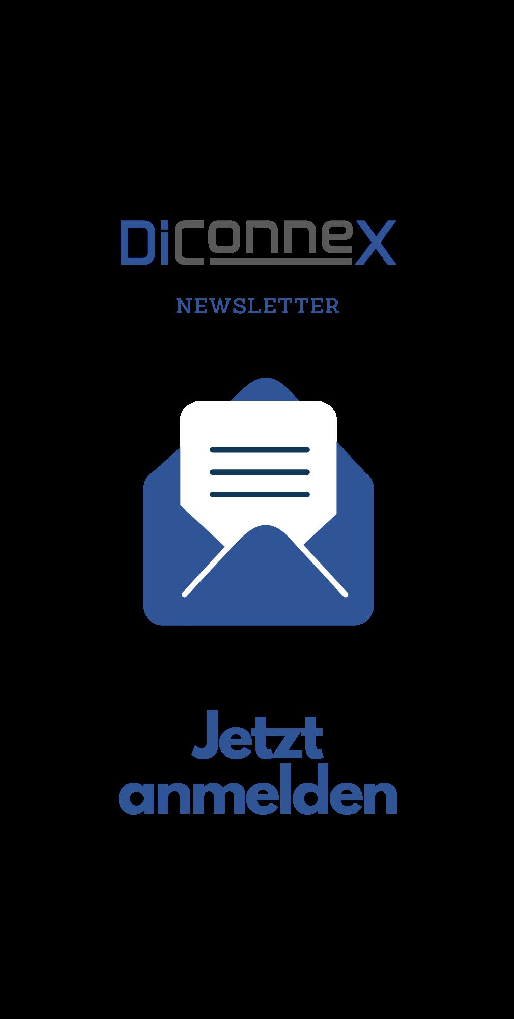 Der DiConneX Newsletter